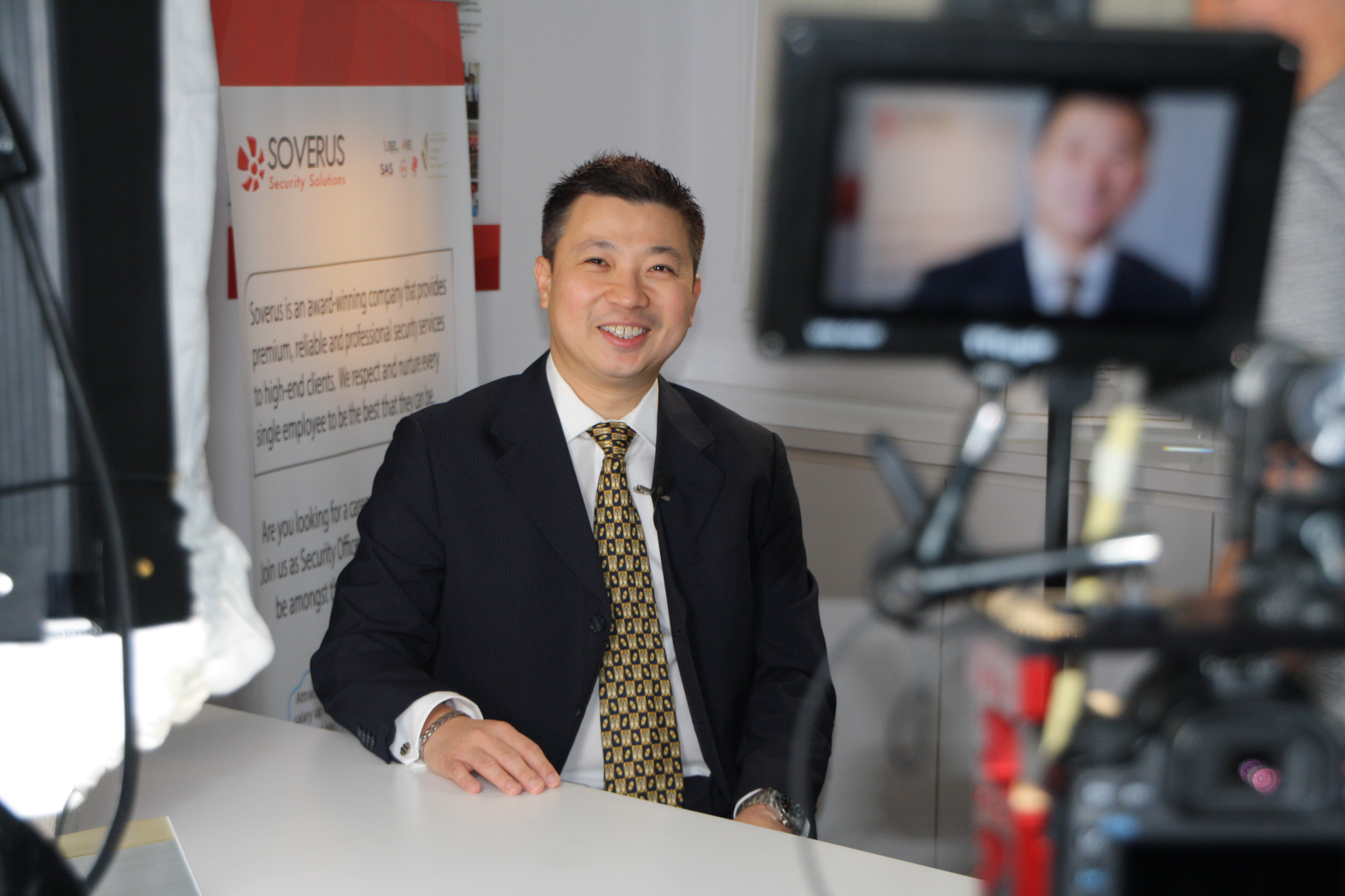 Channel News Asia - Soverus Private Limited